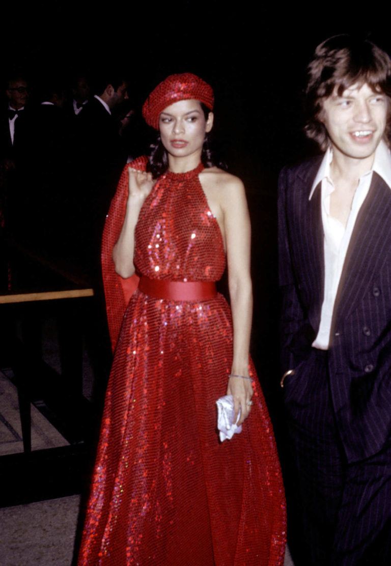 Bianca Jagger Finally Sets The Record Straight About That Night At Bianca jagger studio 54 fashion